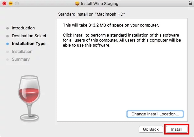 install wine-stagging, install multiple linux distrox usb