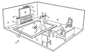 microsoft vr patent