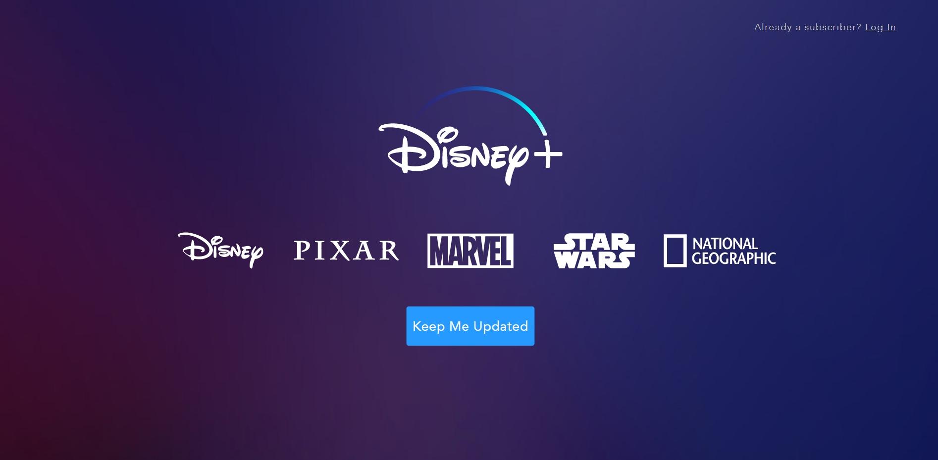 watch Disney plus india
