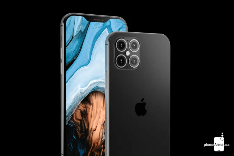iPhone 12 inspired by iPhone 4