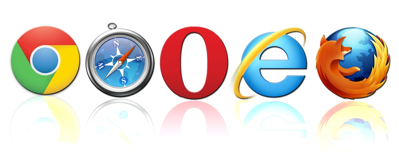 Top 10 Web Browsers with the Most Market Share.