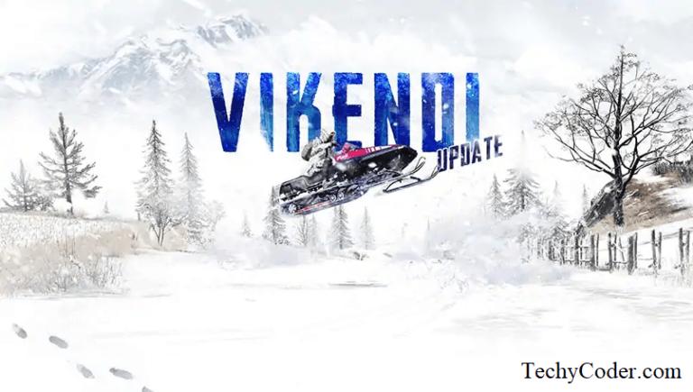 PUBG PC Lite Vikendi map update, snow map, vikendi snow map, pubg lite snow map