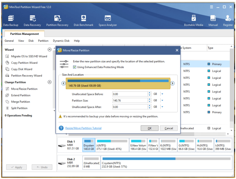 MiniTool Partition Wizard Free Download, minitool partition wizard offline installer