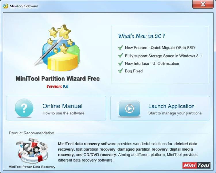 MiniTool Partition Wizard Pro   Best Partition Manager