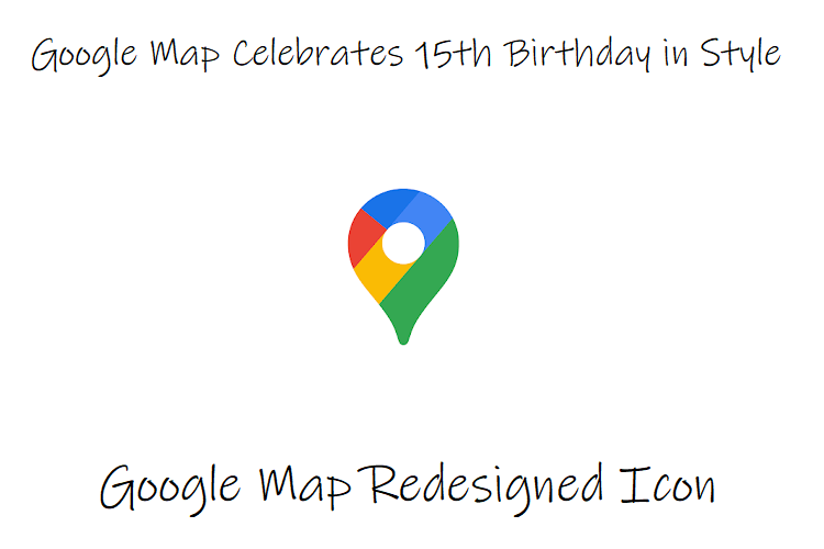 Google Maps Gets New Logo and Revamped UI on Android, iOS, google maps app logo