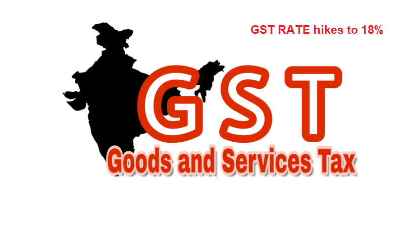 Gst rate hike, smartphones, techycoder, GST RATE Hikes 18%