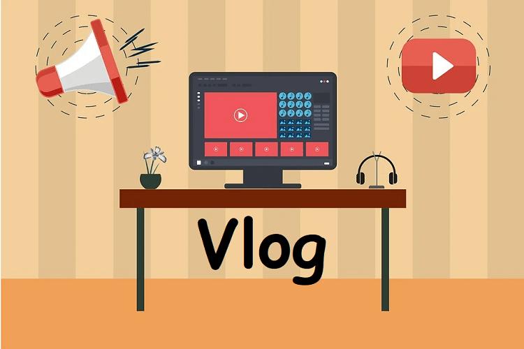 blog vs vlog, blog, vlog, how to earn money through vlogging