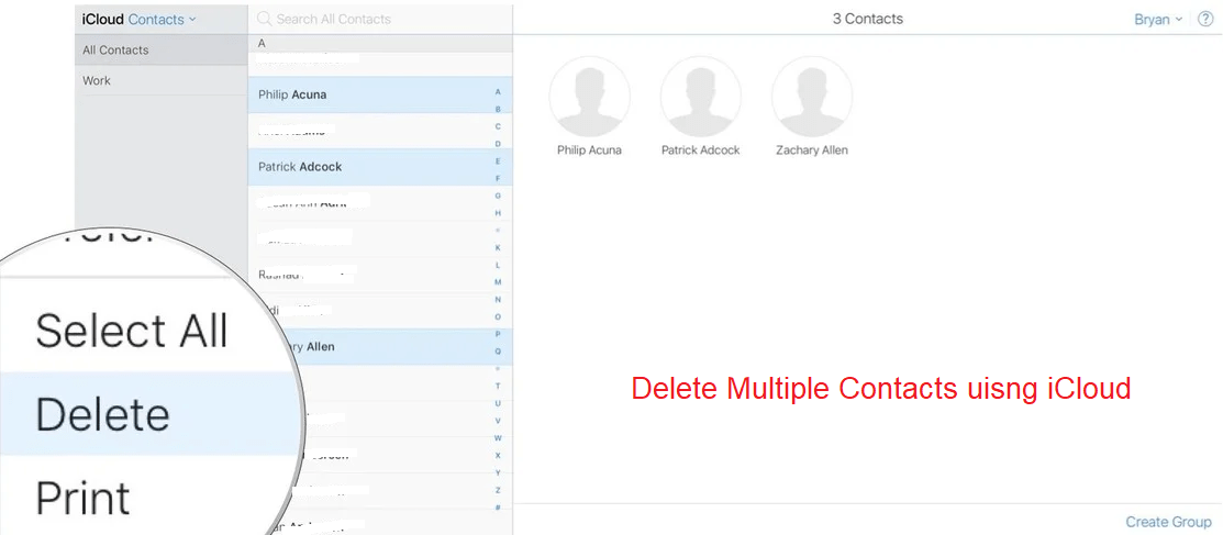 edit contacts iphone, iphone delete contacts, how to delete multiple contacts at once on iphone, how to delete multiple contacts on iphone 7, how to delete contacts in iphone