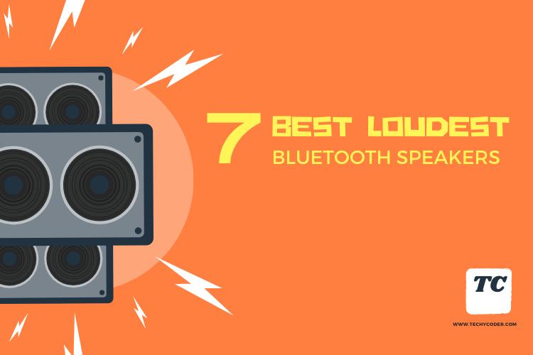 loudest bluetooth speakers, bluetooth loudest portable speakers