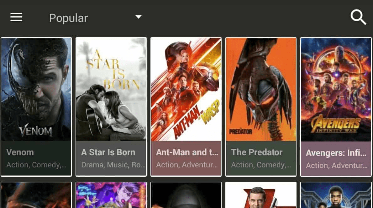 Free Motion pictures Cinema