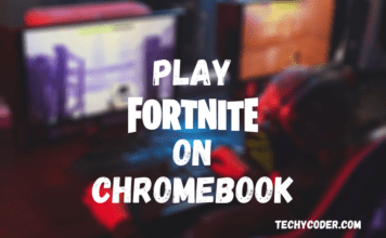 Play Fortnite on Chromebook, Download Fortnite on Chromebook