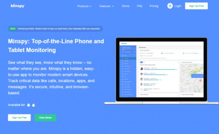 minspy, best phone tracker apps