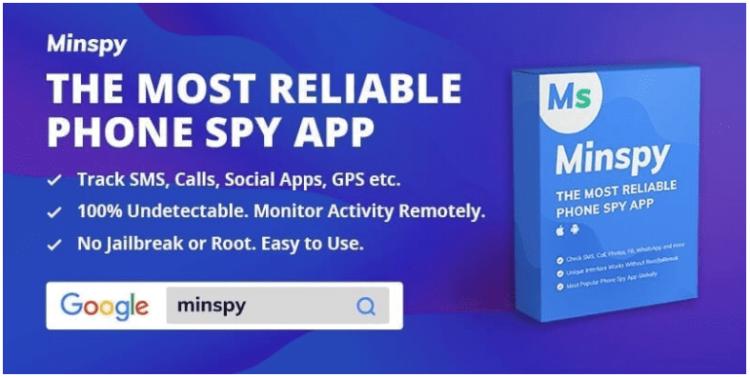 minspy cell phone spy application, phone spy app
