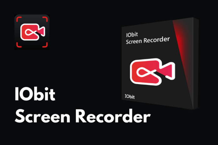 iobit screen recorder, review of iobit screen recorder